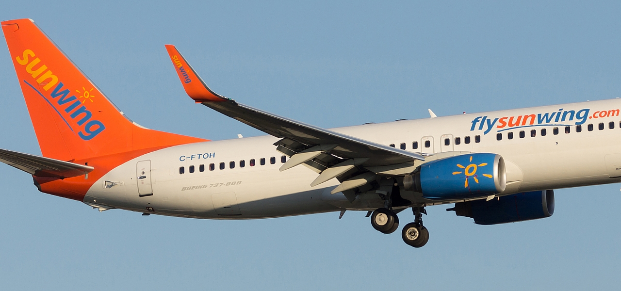 Sunwing Airlines announced direct flights to Playa Blanca in Panama