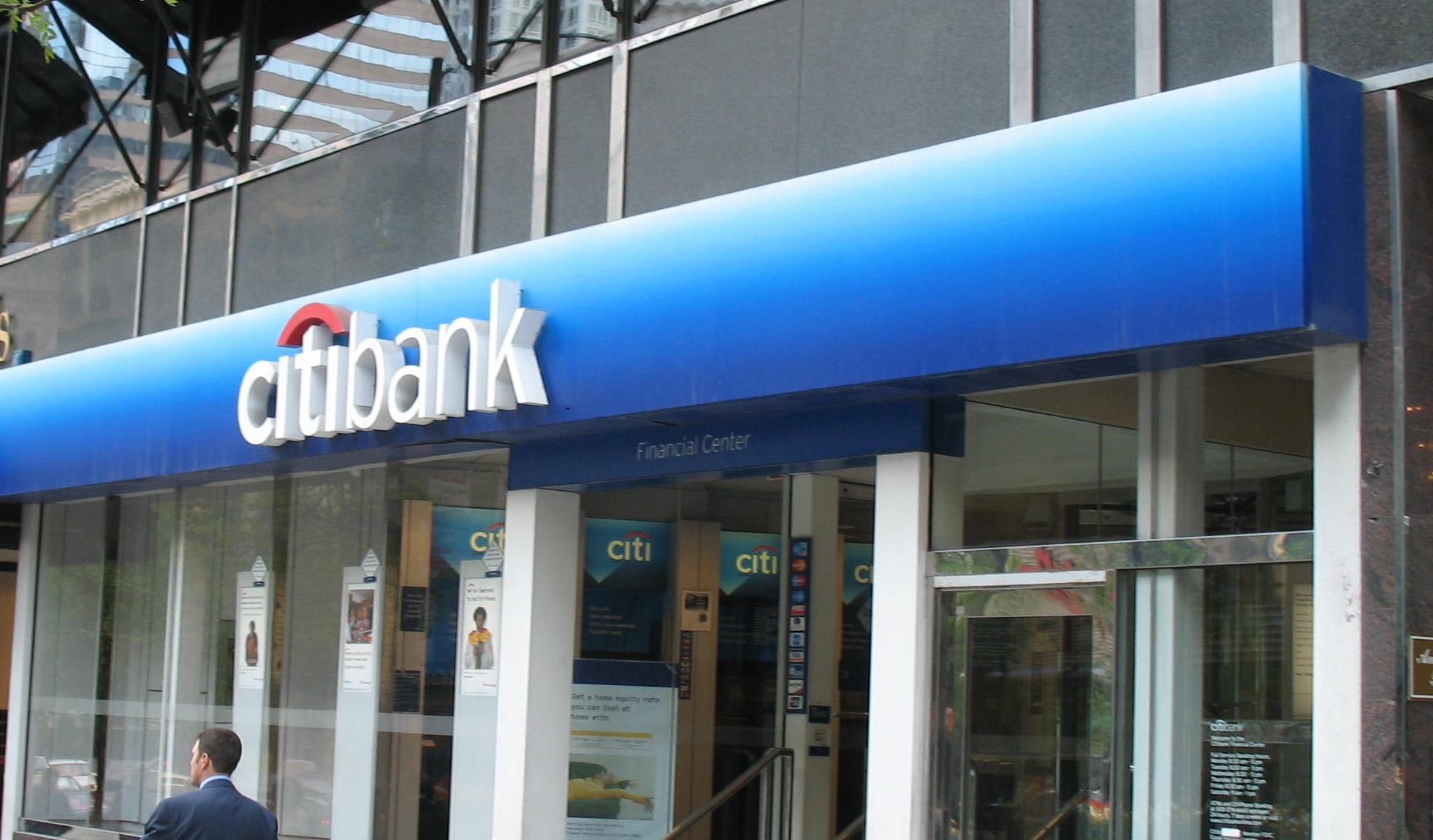 Citibank will be no longer in Panama