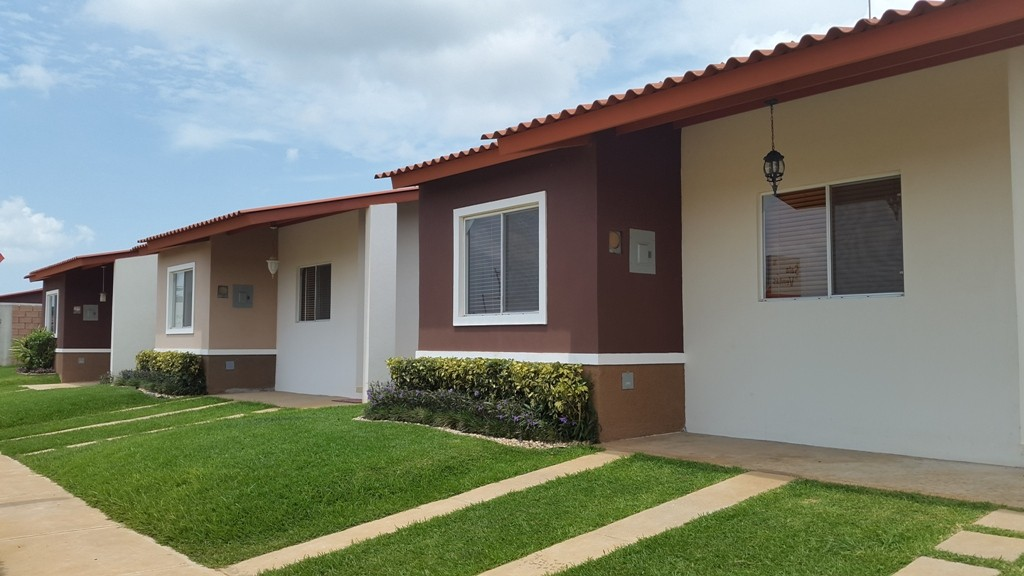Housing projects in Panama Oeste