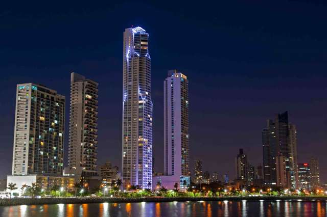 The new proposal: Low-cost skyscraper in Panama