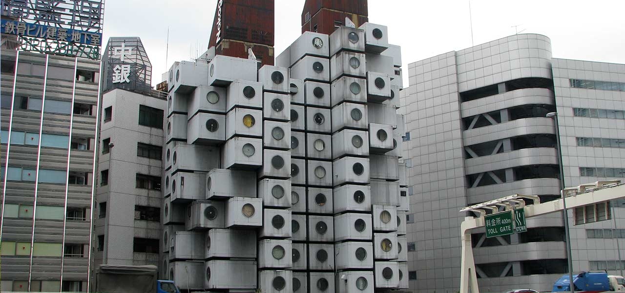 Nagakin Capsule Tower
