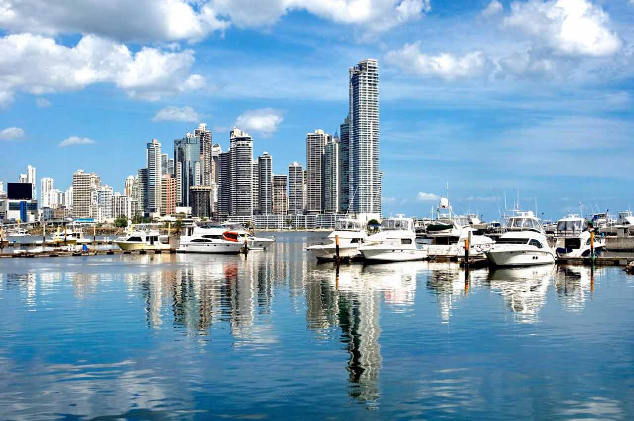 investments in panama