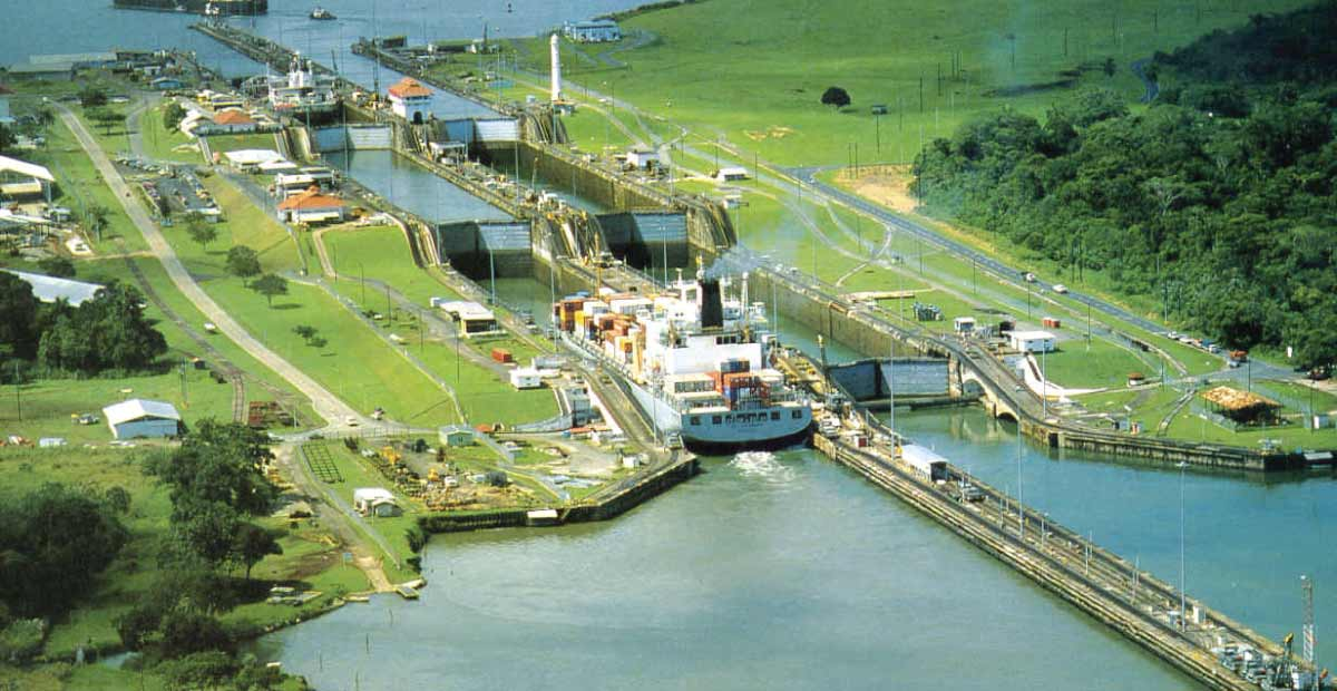 Panama Canal Expansion works will be inaugurated next May 2016