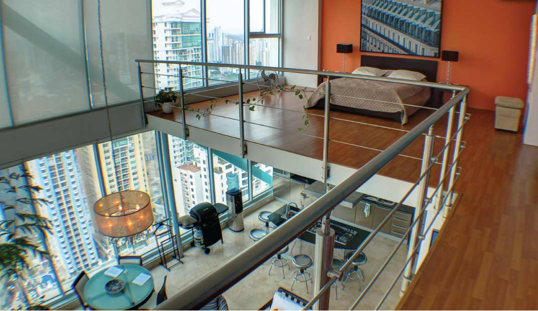 Panama Loft – Top 5 of most CHIC buildings in the country