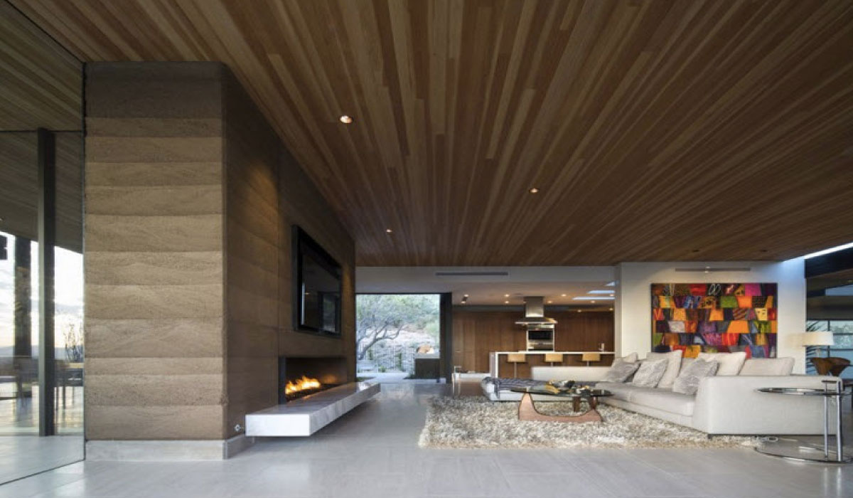 Wood Decor All About Interior Design Trends