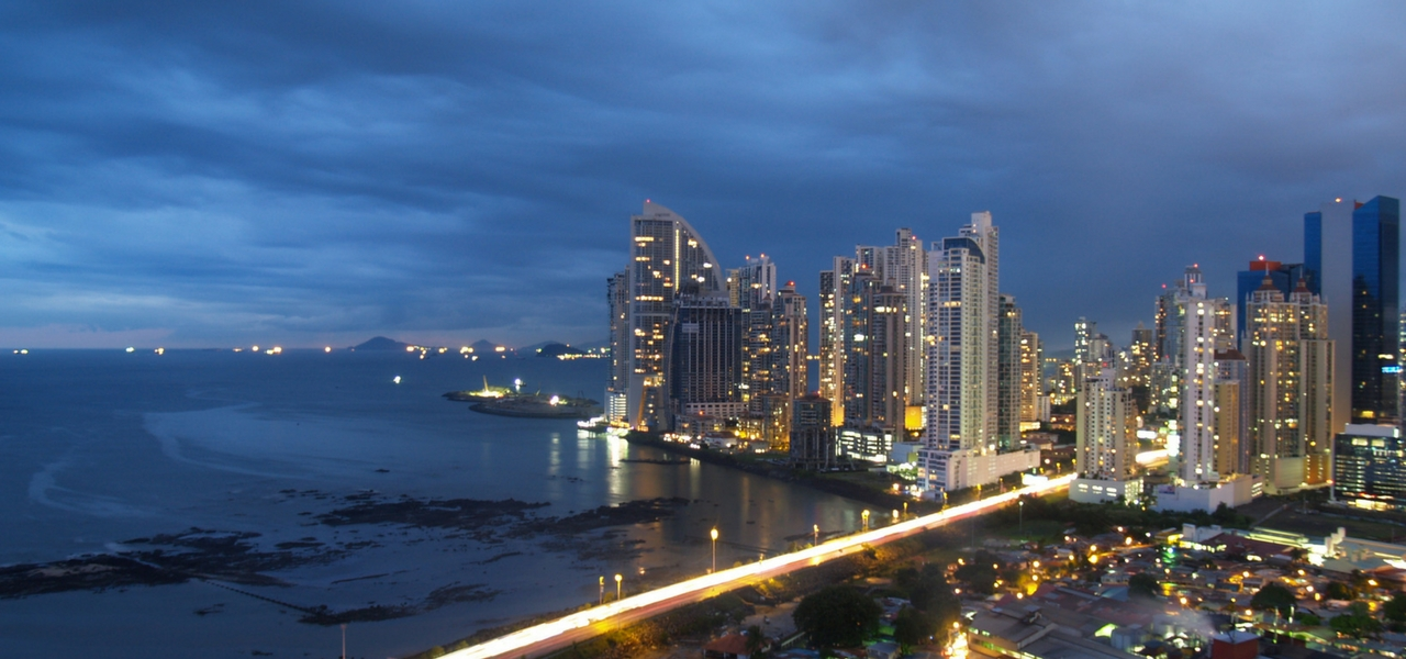 First International Financial Summit in Panama