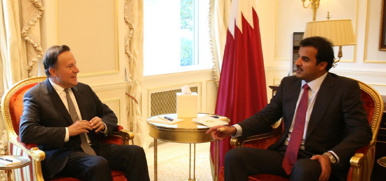 Panama and Qatar will explore investments in real estate industry