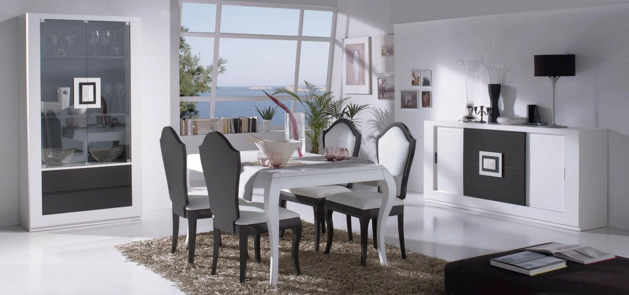 Dining room decoration – Simple and modern ideas